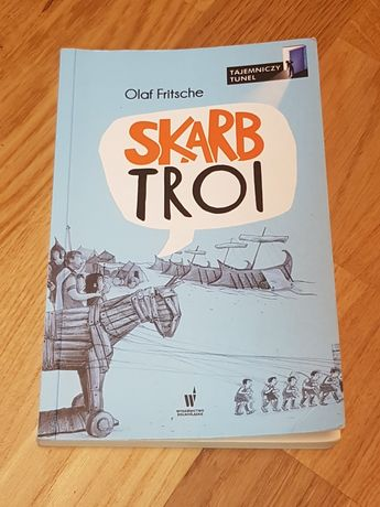 """""""Skarb Troi"""" - lektura"""