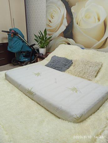 Матрас в кроватку Aloe Vera Люкс премиум