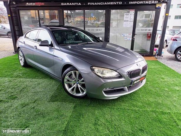 BMW 640 Gran Coupé d