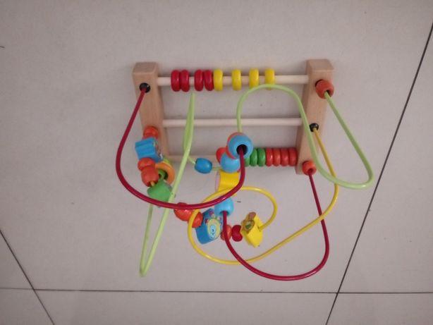 Smily Play, zabawka zręcznościowa Zakręcone akwarium