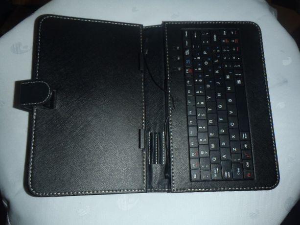 klawiatura notes do tableta tablet telewizor komputer stan NOWA