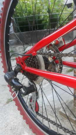 Велосипед ZEUS горний