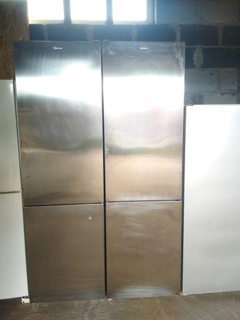 Холодильник Gram нержавійка