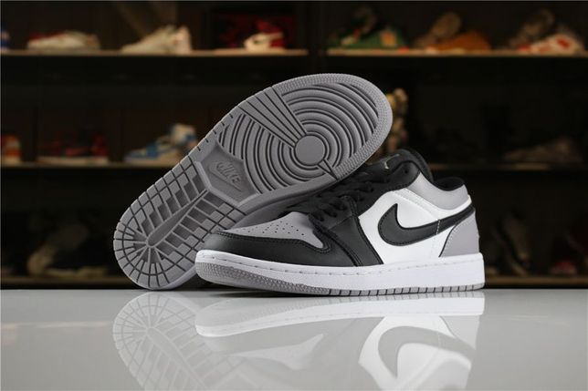 Jordan 1 Grey Toe Low