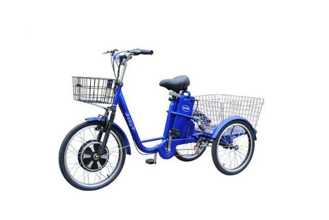Электровелосипед Vega happy (трицикл) 350w/36v