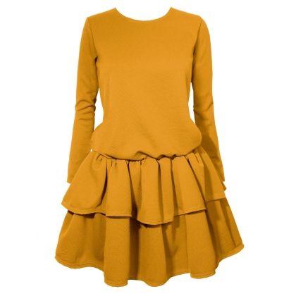 Rozkloszowana sukienka M