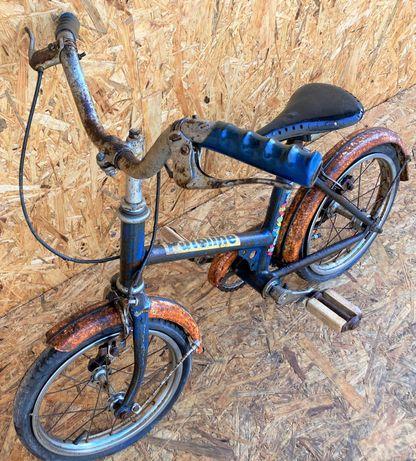 bicicleta mini antiga judiada