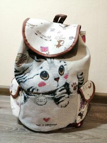 """Детский рюкзак """"Котик"""""""