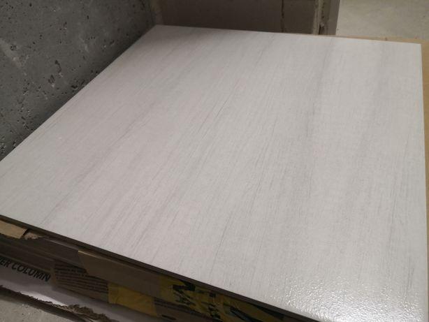 Terakota biało szare 9 szt