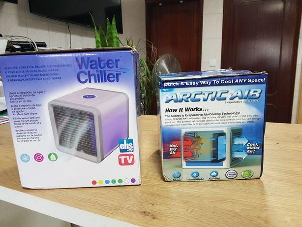 Purificadores/climatizadores/renovadores  de ar