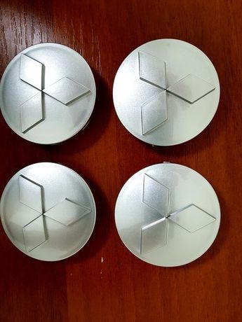 Колпачки (заглушки) для легкосплавных дисков Mitsubishi