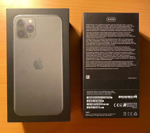 Apple iPhone 11 pro 64Gb | Might Green
