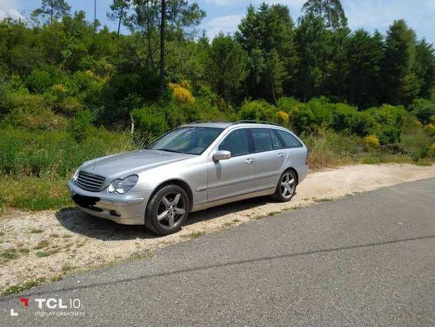 Carrinha Mercedes C220