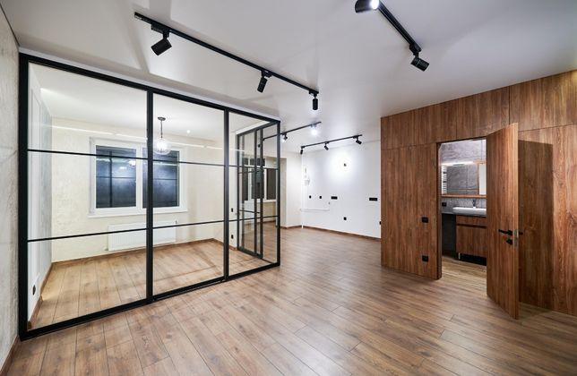 1-кім квартира у новобудові з сучасним ремонтом LOFT(ЦЕНТР МІСТА)