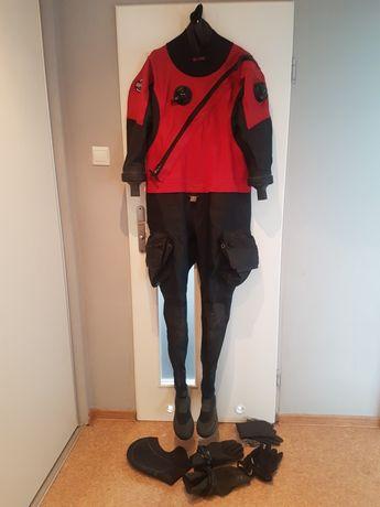 Skafander suchy  Bare x- mission  wzrost 165-173 cm