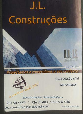 Construção e Serralharia!!