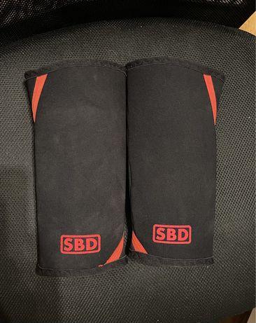 Nakolanniki SBD rozmiar S