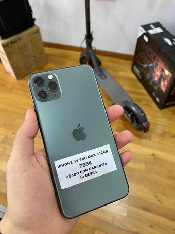 iPhone 11 Pro Max 512GB Grade A - Com Garantia