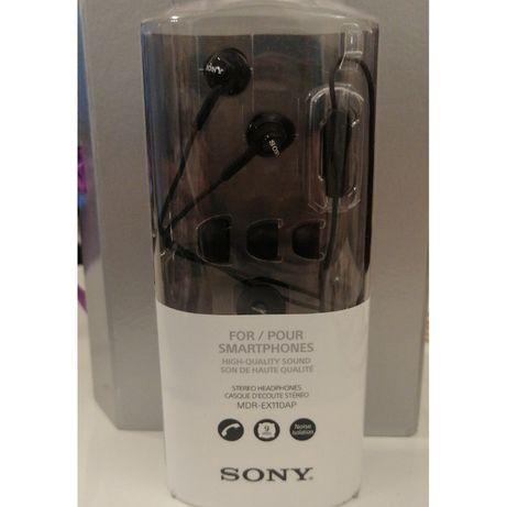 słuchawki SONY MDR-EX110AP czarne