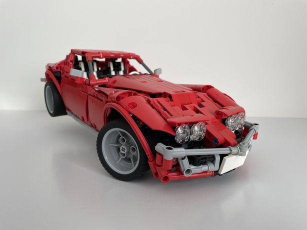 LEGO Technic MOC - Corvette C3 Stingray Madoca1977