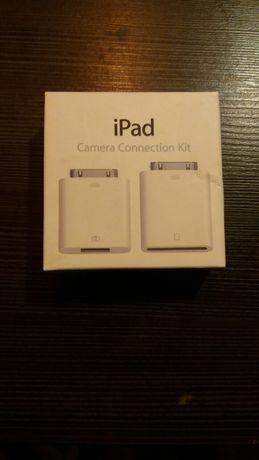 Zestaw do podłączenia  aparatura iPad firmy Apple iPad camera connecti