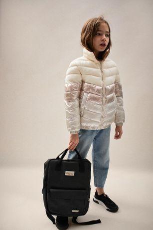 Стеганая деми курточка Zara 11-12 лет 152 см