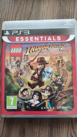 Gra PS3 LEGO Indiana Jones 2