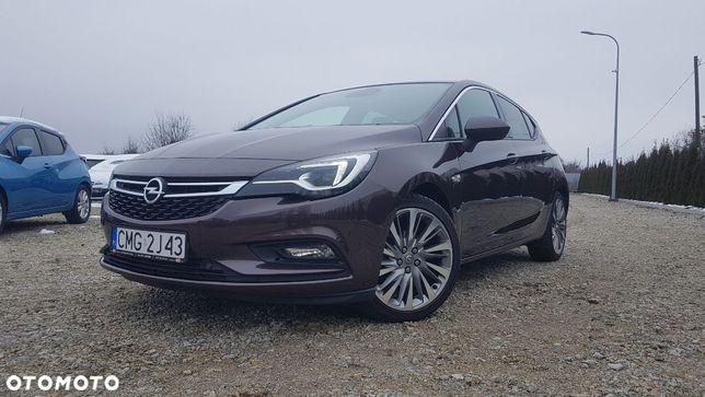 Opel Astra 1.4 T 150 Koni!!Najbogatsza wersja!!Kamera!!Ful Led!!Navi!!Czujniki!!