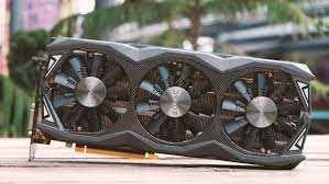 Видеокарта Geforce GTX 980 TI, Zotac AMP omega