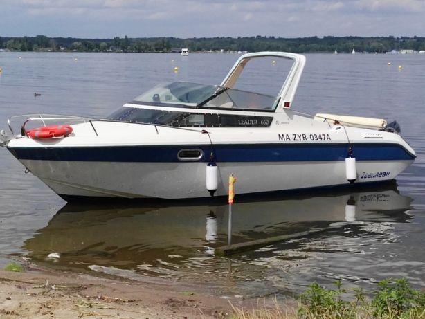 Łódka motorówka Lider 650