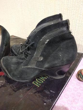 Ботиночки демисезонные,туфли