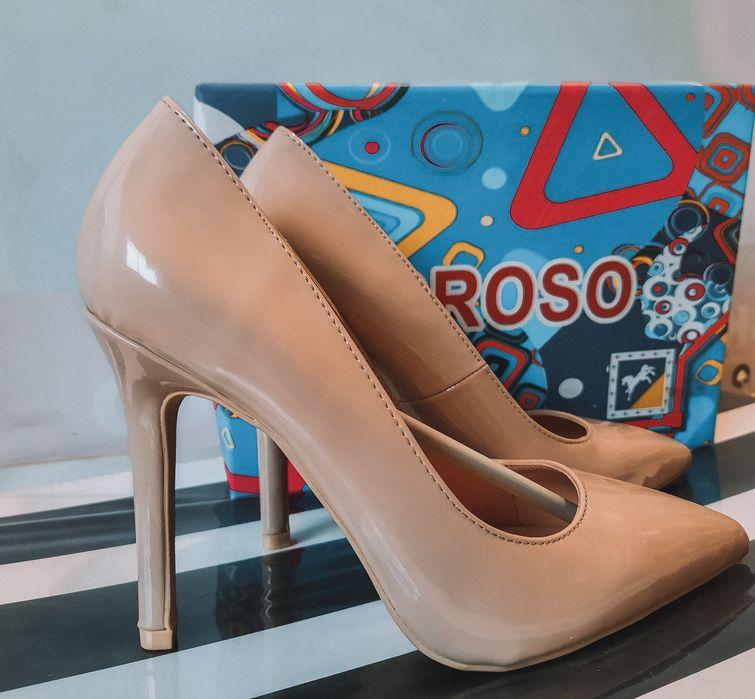 Туфли женские 35 размер Мерефа - изображение 1