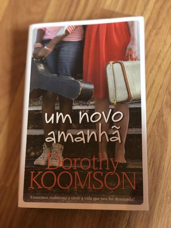 Livro Um Novo Amanhã de Dorothy Koomson