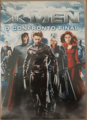 DVD X Men O Confronto Final