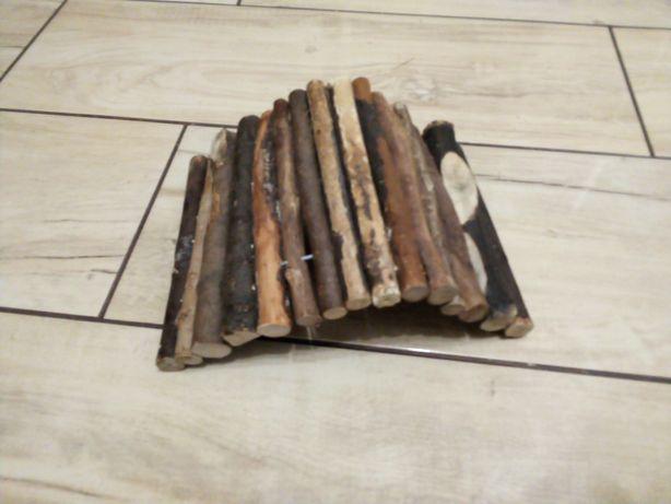 Domek/Mostek dla gryzoni