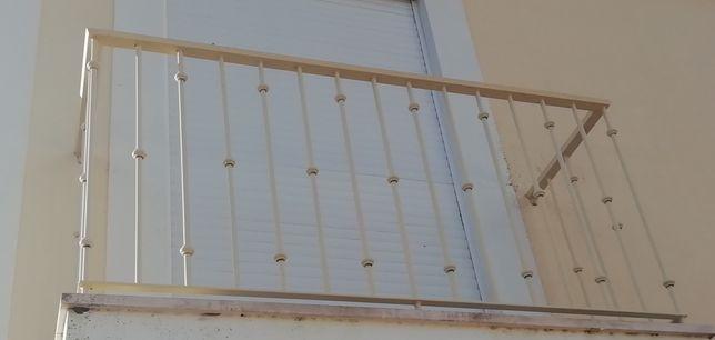 Gradeamento para varanda
