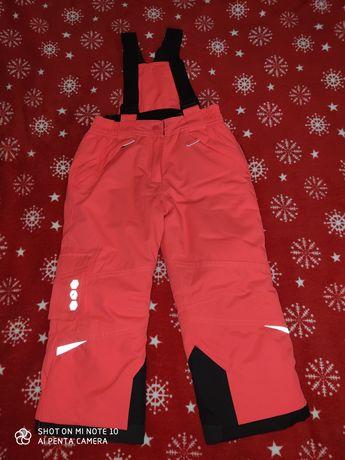 Новые зимние лыжные штаны C&A