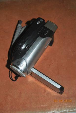 Máquina de filmar Sony Handycam DCR 92E (Lente Carl Zeiss)