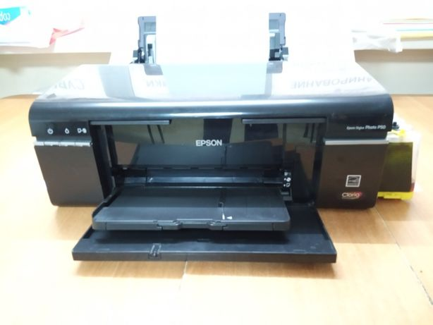 Фото принтер Epson T50+СНПЧ