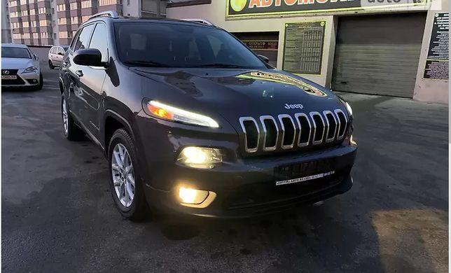 Продам Jeep Cherokee 2016