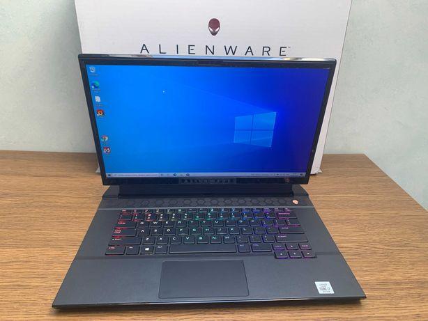 Dell Alienware 15 m15 R3 i7-10750H 16/512 SSD/RTX 2070 SUPER/FHD 300Hz