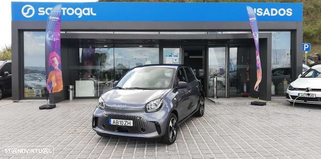Smart ForFour (Forfour Electric Drive Perfect)