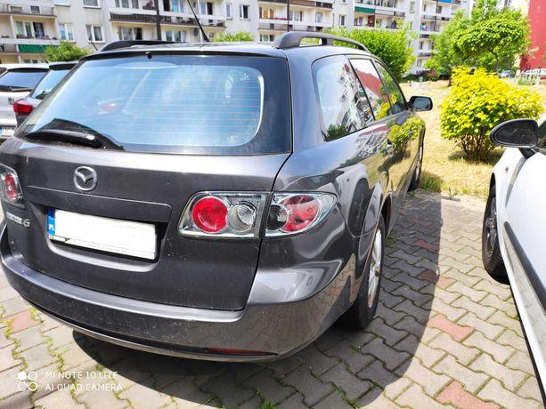 Mazda 6 2.0 Diesel 2006r. ( - USZKODZONY SILNIK - )