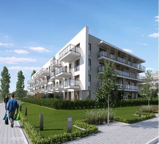 Mieszkanie 3 pokoje 69,85 m2 -Nowy Ożarów Etap IV