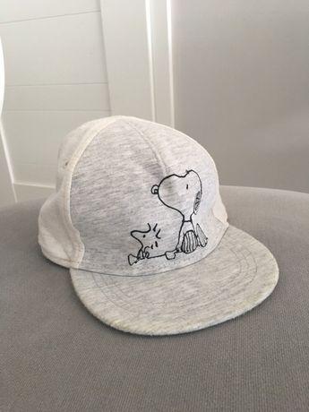 Czapka z daszkiem H&M 74 Snoopy