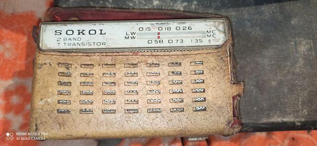 Радиоприемник сокол