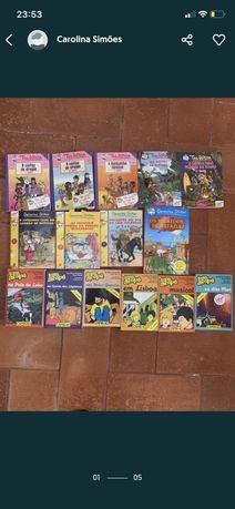 Vários livros/Vários autores   conjunto
