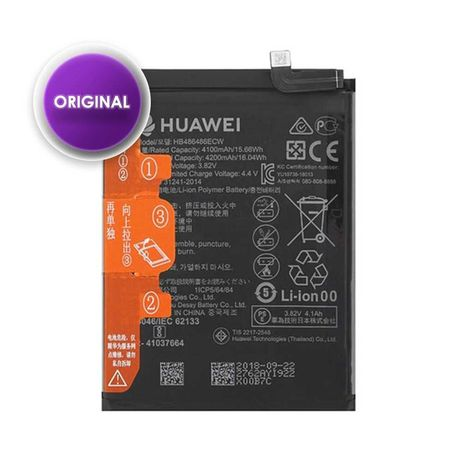 Batería HB486486ECW Huawei Mate 20 Pro / P30 Pro (4200mAh) (Original)