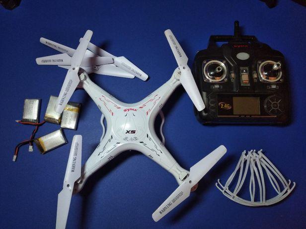 Квадрокоптер Syma X5 + 4 усиленные батарейки
