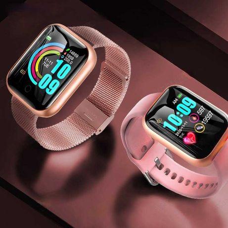 Smartwatch relógio Inteligente X1 (D20Pro versão liga metálica)